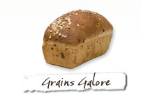Grains Galore Bread